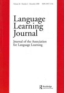 Language Learning Journal